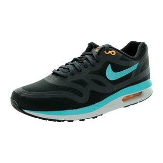 Nike Men's Air Max Lunar1 Wr Dark Ash/Dusty Cactus/Lsr Orange Running Shoe