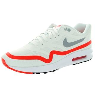 Nike Men's Air Max Lunar1 ite/Wlf /Brgh Running Shoe