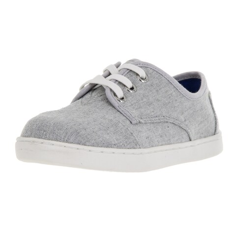 Toms Kid's Paseo Light Grey Casual Shoe