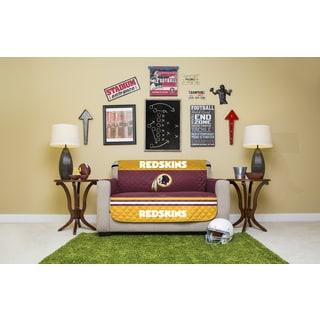 Washington Redskins Microfiber Licensed NFLLoveseat Protector