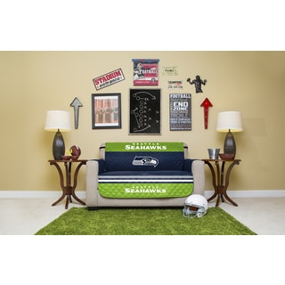 Seattle Seahawks Licensed NFLLove Seat Protector