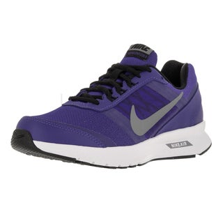 Nike Women's Air Releness 5 Persian Violet/Cool Grey/Black/White Running Shoe