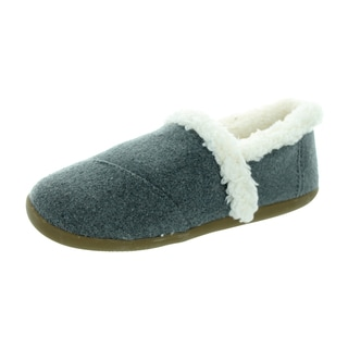 Toms Kid's Slipper Wool Loafers and Slip-Ons Shoe