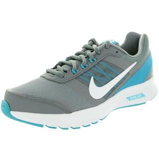 Nike Women's Air Releness 5 Cool Grey/White/Bl Laggon/Vlt Running Shoe