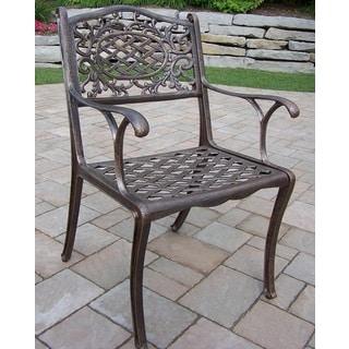 Explorer Cast Aluminum Armchair