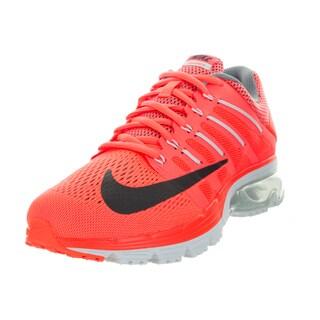 Nike Women's Air Max Excellerate 4 Orange/Black/Grey Running Shoe