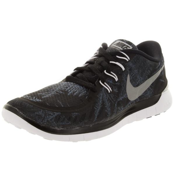 ae80f0bbd7b3 Shop Nike Women s Free 5.0 Solstice Black Rflct Slvr Pr P Crystal ...