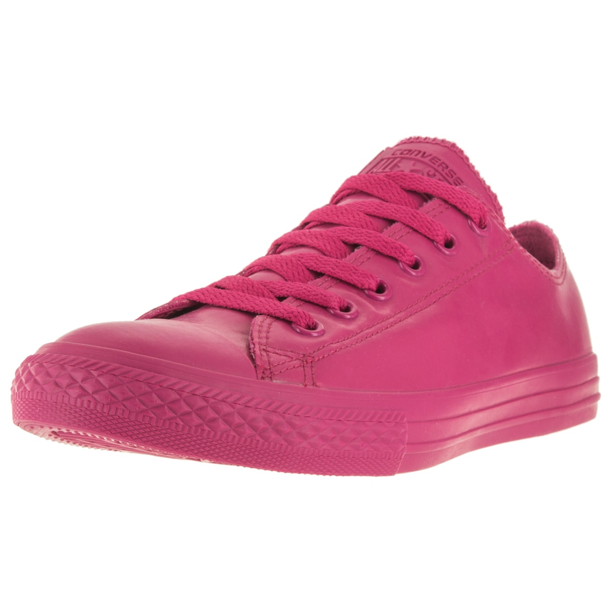 Converse Kid's Chuck Taylor All Star Rubber Ox Cosmos Pink Basketball Shoe