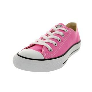 Converse Youths Chuck Taylor Allstar Pink Basketball Shoe