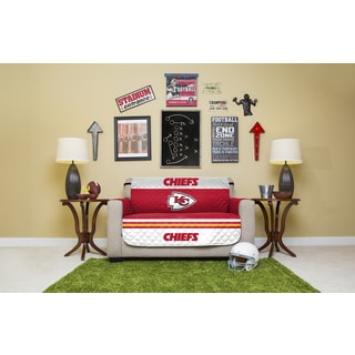 Kansas City Chiefs Licensed NFLPolyester Love Seat Protector