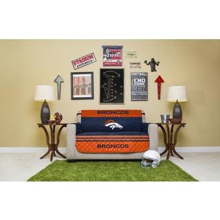 Denver Broncos Licensed NFLLoveseat Protector