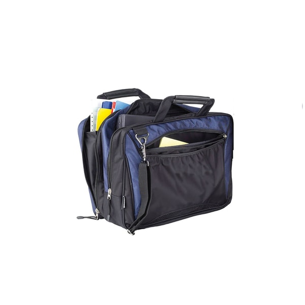 Goodhope Navy 15-inch Laptop Briefcase. Opens flyout.