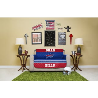Licensed NFLBuffalo Bills Polyester Love Seat Protector