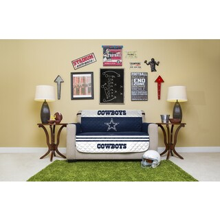 Dallas Cowboys Licensed NFLLoveseat Protector