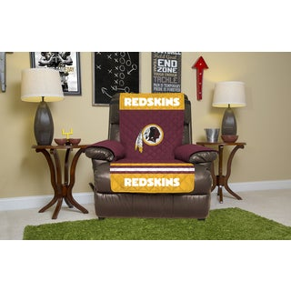 Washington Redskins Licensed NFLRecliner Protector