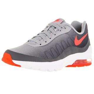 Nike Women's Air Max Invigor Print Wolf Grey/Brightt Mango/Dark Grey Running Shoe