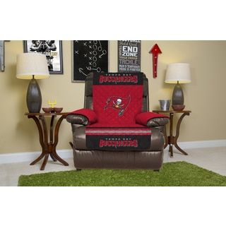Tampa Bay Buccaneers Multicolored Polyester Licensed NFLRecliner Protector