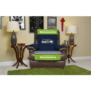 Seattle Seahawks Licensed NFLRecliner Protector