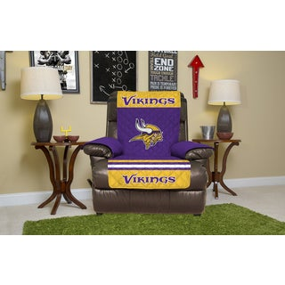 Licensed NFLMinnesota Vikings Recliner Protector