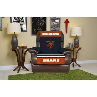 Licensed NFLChicago Bears Recliner Protector