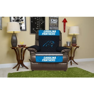 Carolina Panthers Licensed NFLRecliner Protector