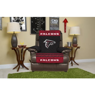 Atlanta Falcons Licensed NFLRecliner Protector