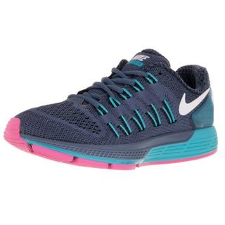Nike Women's Air Zoom Odyseey Ocean Fog/White/Black/Gmm Blue Running Shoe