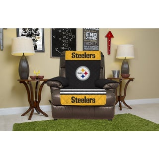 Licensed NFLPittsburgh Steelers Recliner Protector