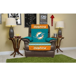 Miami Dolphins Licensed NFLRecliner Protector
