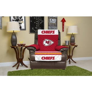 Kansas City Chiefs Licensed NFLRecliner Protector