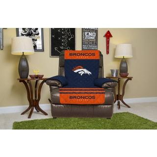 Licensed NFLDenver Broncos Recliner Protector