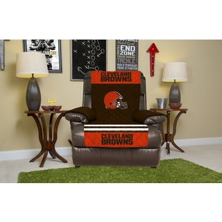 Cleveland Browns Licensed NFLRecliner Protector