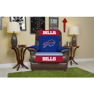 Buffalo Bills Licensed NFLRecliner Protector