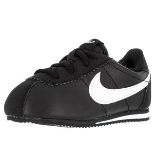 Nike Toddlers Cortez (Td) Black/White Running Shoe