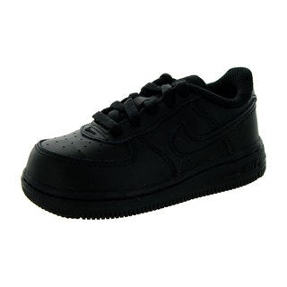Nike Toddlers' Force 1 (Td) Black Basketball Shoe
