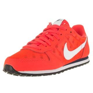 Nike Women's Genicco Print Brightt Crimson/White/Lyl Blue Casual Shoe