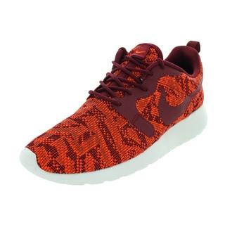 Nike Women's Roshe One Kjcrd Total Orange/Team Red/Sail Running Shoe