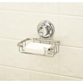 Bath Bliss Twist Power Suction Soap Dish