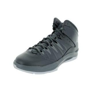 Nike Jordan Kid's Jordan Prime.Fly (Gs) Dark Grey/White/Cool Grey Basketball Shoe