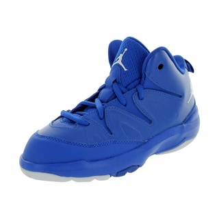 Nike Jordan Kid's Jordan Super.Fly 2 (Ps) Game Royal/White/Black Basketball Shoe