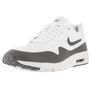 Nike Women's Air Max 1 Ultra Moire Summit White/Cl Grey/Mlc Slver/White Running Shoe
