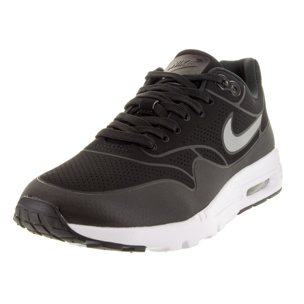 Nike Air Max 1 Ultra Moire Womens Running Shoes Black