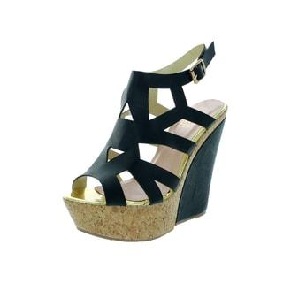 Maker's Women's Winny 5 Black Dress Shoe