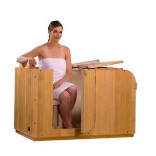 Dynamic Granada 1-person Wood Infrared Sauna