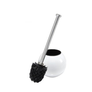 Bath Bliss Toilet Brush with Globe Design