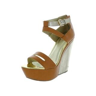 Maker's Women's Winny 3 Tan Dress Shoe