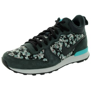 Nike Women's Inttionlst Mid Lib Qs Dark Ash/Dark Ashver Wing Training Shoe