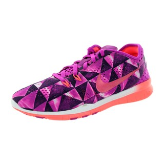 Nike Women's Free 5.0 Tr Fit 5 Prt Training Shoe (2 options available)