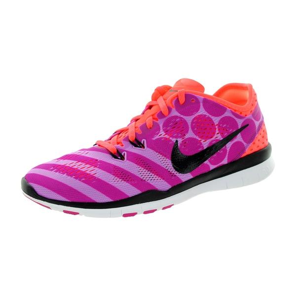 117da75ebce6 Shop Nike Women s Free 5.0 Tr Fit 5 Prt Training Shoe - Free ...