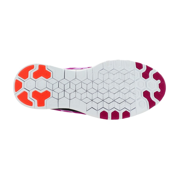 Shop Nike Women's Free 5.0 Tr Fit 5 Prt Training Shoe Free